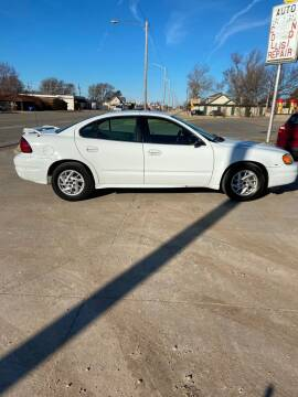 2004 Pontiac Grand Am for sale at Koehn's Auto Sales and OK Car Rentals in Mcpherson KS