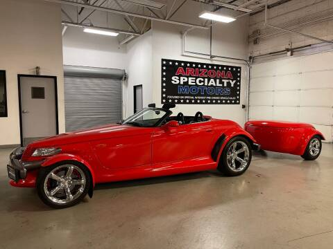 1999 Plymouth Prowler for sale at Arizona Specialty Motors in Tempe AZ