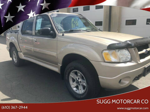 2005 Ford Explorer Sport Trac for sale at Sugg Motorcar Co in Boyertown PA
