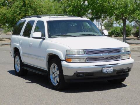 2006 Chevrolet Tahoe for sale at General Auto Sales Corp in Sacramento CA