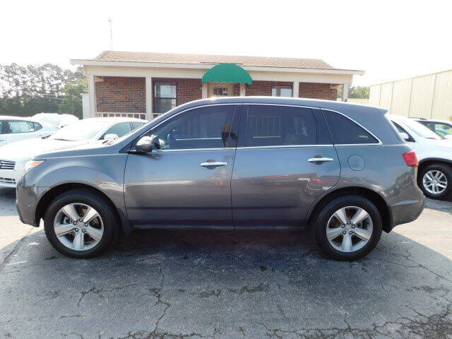 2010 Acura MDX for sale in Decatur, AL