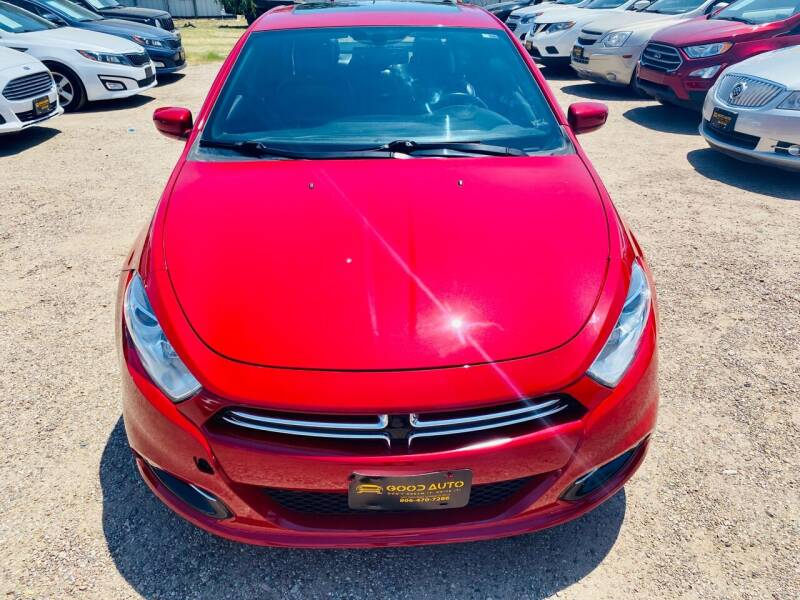 2013 Dodge Dart for sale at Good Auto Company LLC in Lubbock TX