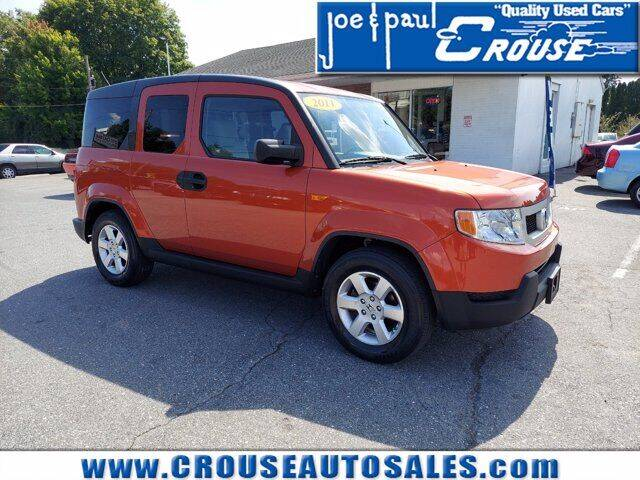 2011 Honda Element for sale at Joe and Paul Crouse Inc. in Columbia PA