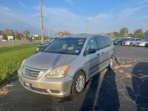 2009 Honda Odyssey for sale at Pine Auto Sales in Paw Paw MI