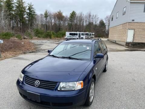 2000 Volkswagen Passat for sale at Cars R Us Of Kingston in Kingston NH