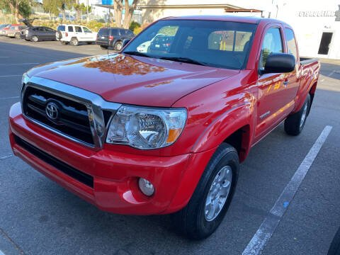 2008 Toyota Tacoma for sale at Cars4U in Escondido CA