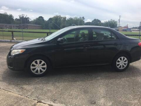 2010 Toyota Corolla for sale at BROWNSFIELD AUTO SALES in Baton Rouge LA