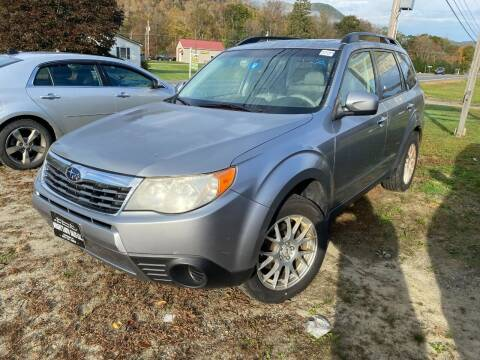 2010 Subaru Forester for sale at Wright's Auto Sales LLC in Townshend VT