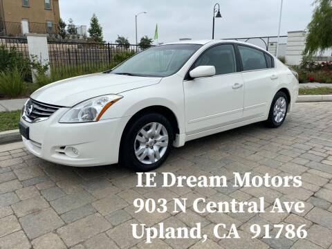 2012 Nissan Altima for sale at IE Dream Motors-Upland in Upland CA