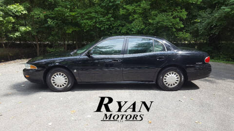 2002 Buick LeSabre for sale at Ryan Motors LLC in Warsaw IN