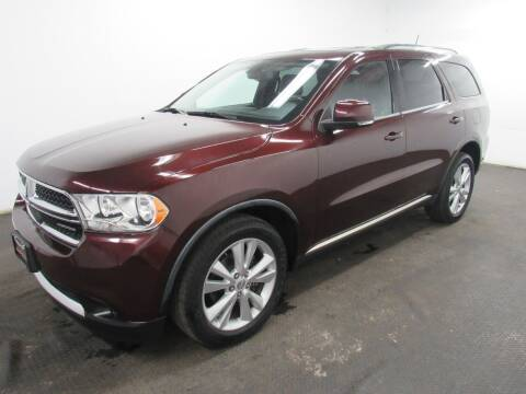 2012 Dodge Durango for sale at Automotive Connection in Fairfield OH