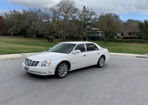 2009 Cadillac DTS for sale at P J'S AUTO WORLD-CLASSICS in Clearwater FL