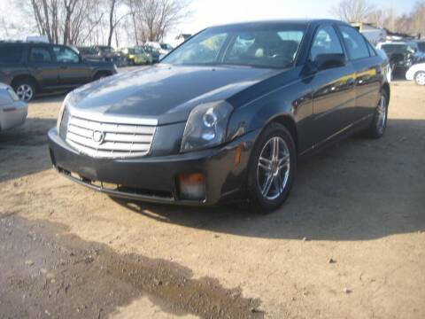 2005 Cadillac CTS for sale at CARZ R US 1 in Armington IL