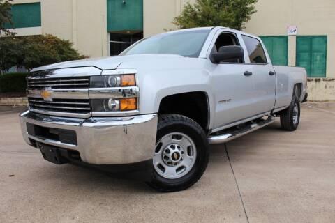 2017 Chevrolet Silverado 2500HD for sale at DFWTRUCKCO.COM LLC in Dallas TX
