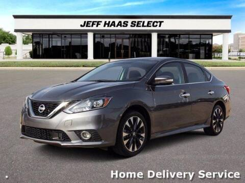 2019 Nissan Sentra for sale at JEFF HAAS MAZDA in Houston TX