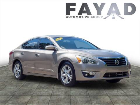 2015 Nissan Altima for sale at FAYAD AUTOMOTIVE GROUP in Pittsburgh PA