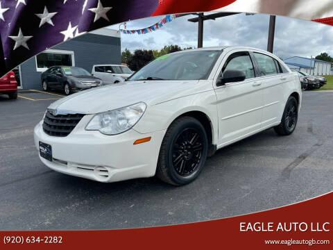 2008 Chrysler Sebring for sale at Eagle Auto LLC in Green Bay WI