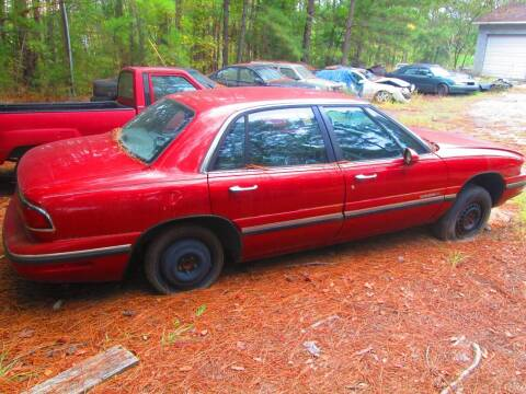 1999 Buick LeSabre for sale at Wright's Auto Sales in Lancaster SC