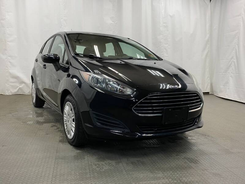 2016 Ford Fiesta for sale at Direct Auto Sales in Philadelphia PA
