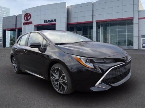 2021 Toyota Corolla Hatchback for sale at BEAMAN TOYOTA in Nashville TN