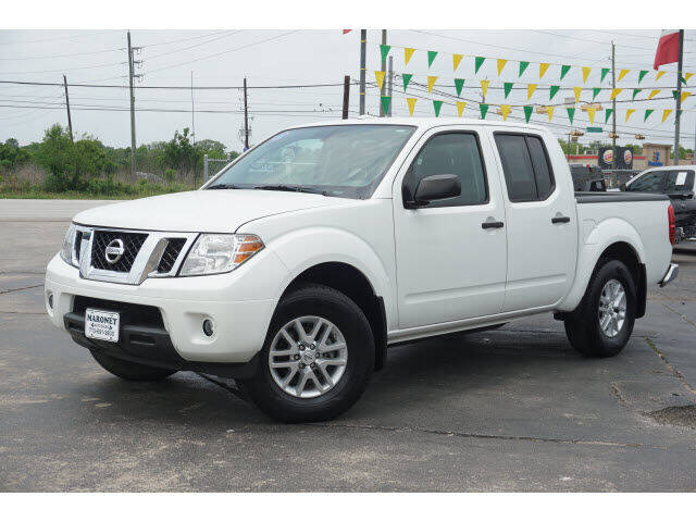 2016 Nissan Frontier for sale at Maroney Auto Sales in Humble TX