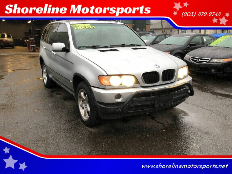 2001 BMW X5 for sale at Shoreline Motorsports in Waterbury CT