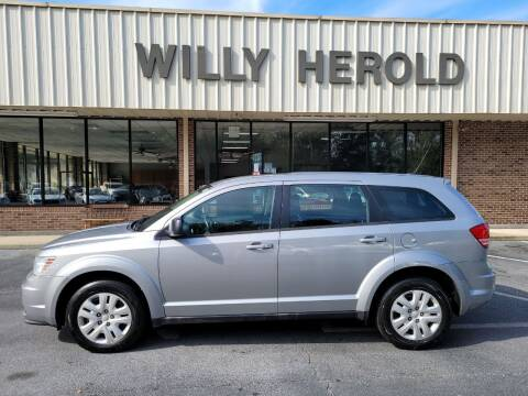 2015 Dodge Journey for sale at Willy Herold Automotive in Columbus GA