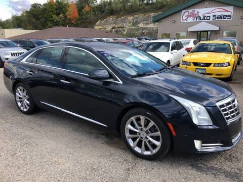 2014 Cadillac XTS for sale at Gilly's Auto Sales in Rochester MN