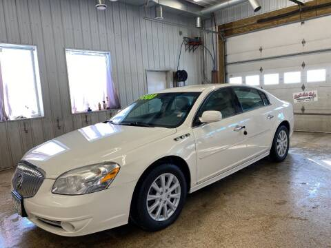 2011 Buick Lucerne for sale at Sand's Auto Sales in Cambridge MN