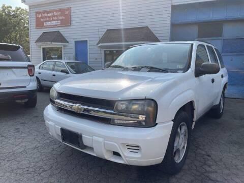 2006 Chevrolet TrailBlazer for sale at High Performance Motors in Nokesville VA