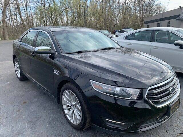 2016 Ford Taurus for sale at Lighthouse Auto Sales in Holland MI