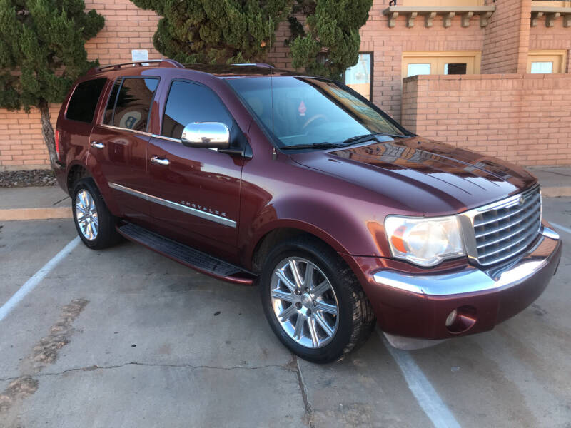 2008 Chrysler Aspen for sale at Freedom  Automotive in Sierra Vista AZ