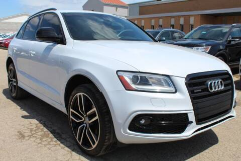 2017 Audi Q5 for sale at SHAFER AUTO GROUP in Columbus OH