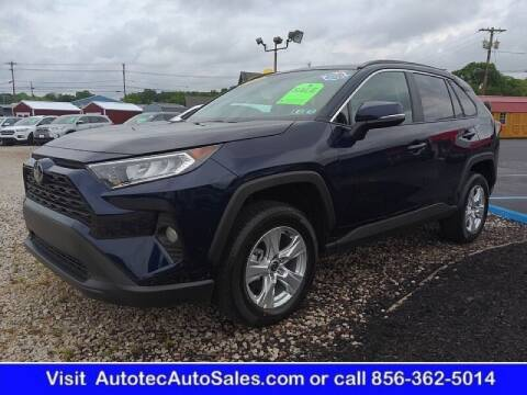 2021 Toyota RAV4 for sale at Autotec Auto Sales in Vineland NJ