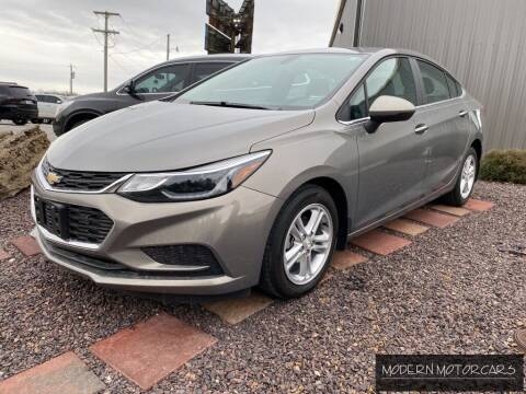 2018 Chevrolet Cruze for sale at Modern Motorcars in Nixa MO