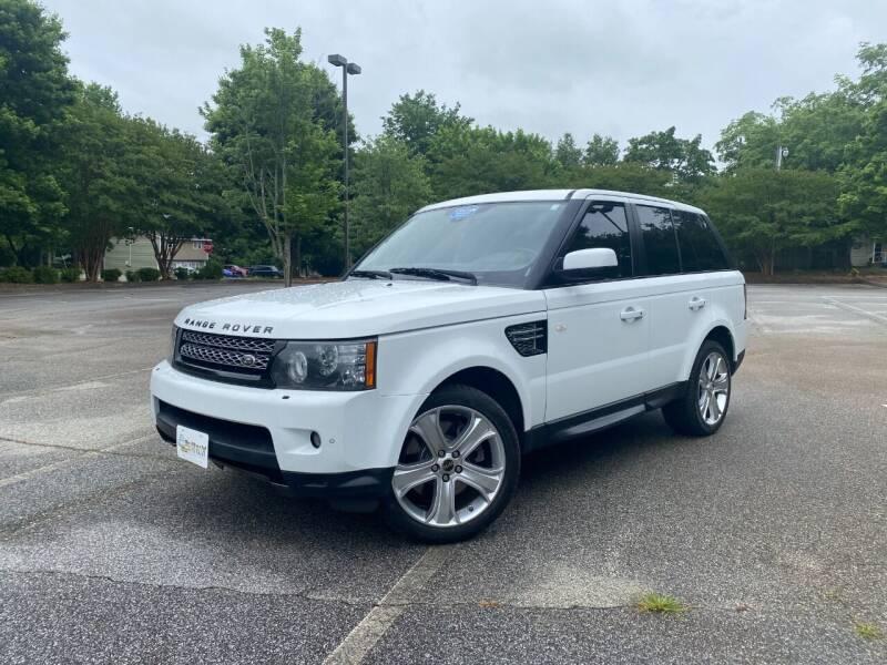 2012 Land Rover Range Rover Sport for sale at Uniworld Auto Sales LLC. in Greensboro NC