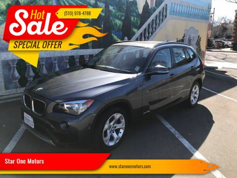 2014 BMW X1 for sale at Star One Motors in Hayward CA
