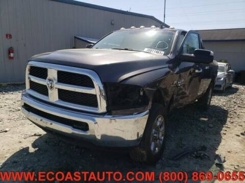 2016 RAM Ram Pickup 3500 for sale at East Coast Auto Source Inc. in Bedford VA