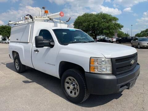 2007 Chevrolet Silverado 1500 for sale at C.J. AUTO SALES llc. in San Antonio TX