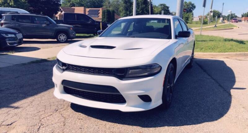 2020 Dodge Charger for sale at One Price Auto in Mount Clemens MI