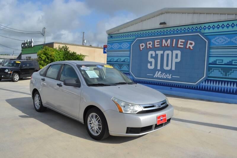 2009 Ford Focus for sale at PREMIER STOP MOTORS LLC in San Antonio TX