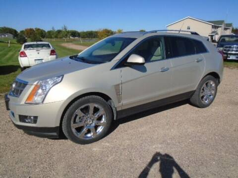 2011 Cadillac SRX for sale at SWENSON MOTORS in Gaylord MN