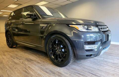 2016 Land Rover Range Rover Sport for sale at Rolfs Auto Sales in Summit NJ
