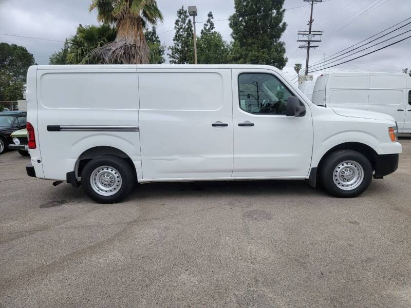 2016 Nissan NV Cargo for sale at Shick Automotive Inc in North Hills CA