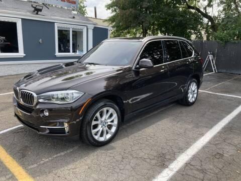 2014 BMW X5 for sale at QUALITY AUTOS in Hamburg NJ