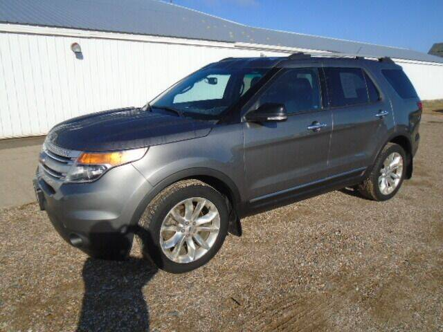 2014 Ford Explorer for sale at SWENSON MOTORS in Gaylord MN