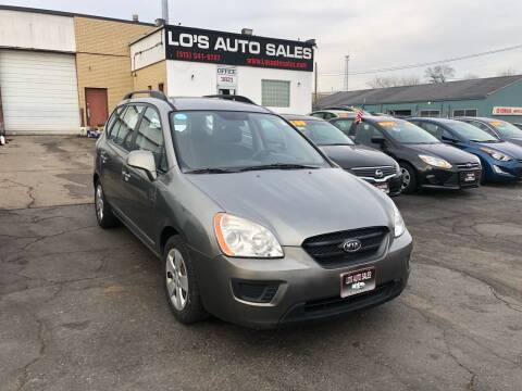 2009 Kia Rondo for sale at Lo's Auto Sales in Cincinnati OH