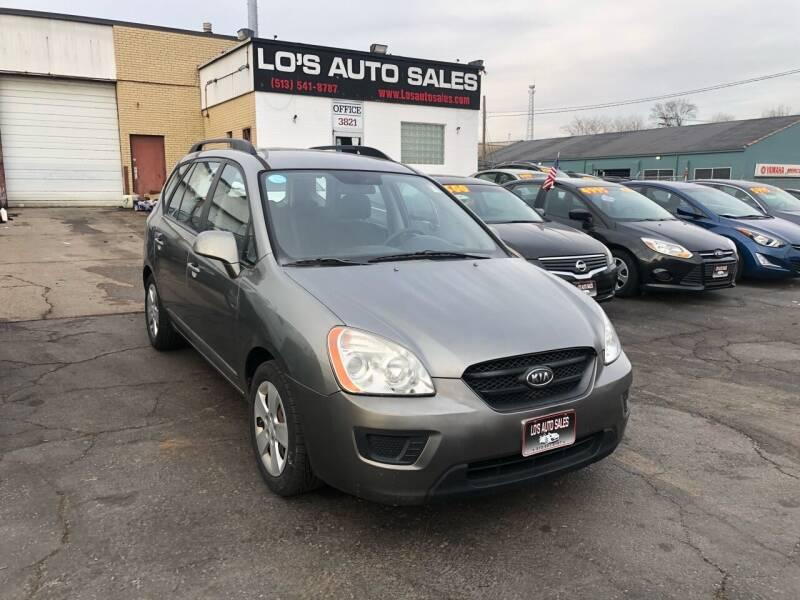 2009 Kia Rondo for sale at Lo's Auto Sales in Cincinnati OH