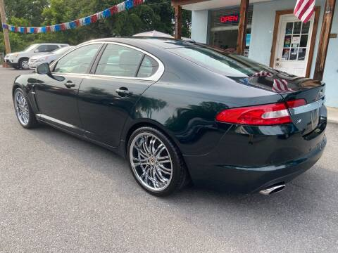 2009 Jaguar XF for sale at Elite Auto Sales Inc in Front Royal VA