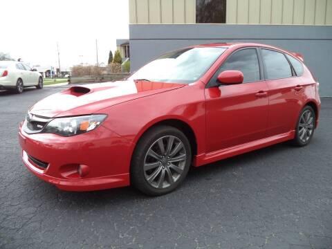 2009 Subaru Impreza for sale at Niewiek Auto Sales in Grand Rapids MI